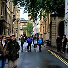 Oxford - Tourist Wanderings  by rsangsterkelly