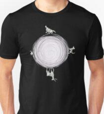 Inverted Marauders Moon Unisex T-Shirt