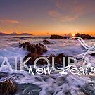 Kaikoura seascapes by Ken Wright
