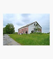 Hiram Ray Farm, Beech Hill Photographic Print