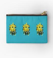 Cheery Sunflowers everywhere... * Studio Pouch