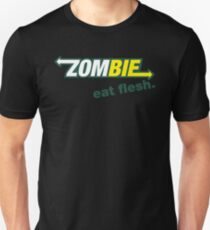 Subway Zombie - Eat Flesh T-Shirt