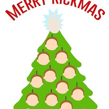 Merry Rickmas by incendiarywit