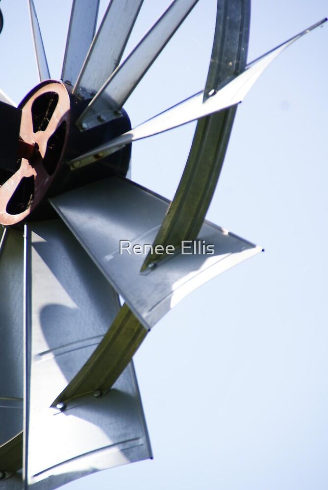 Wind Power by Renee Ellis