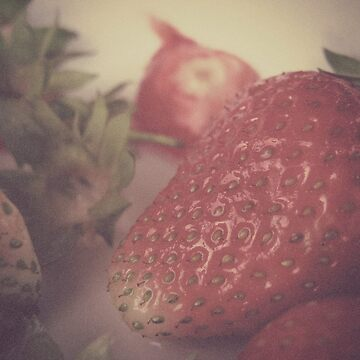 Strawberries by ArtHer
