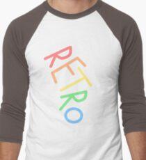 Retro! Men's Baseball ¾ T-Shirt