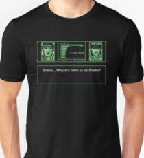 INDIANA CODEC Unisex T-Shirt