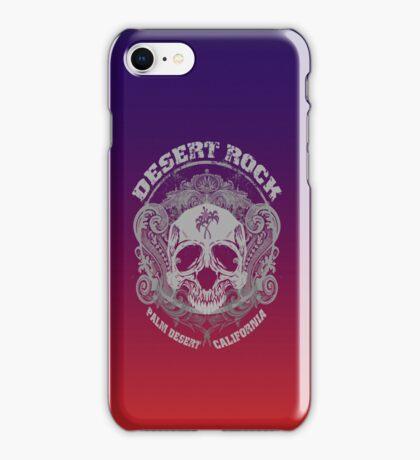 Desert Rock iPhone Case/Skin