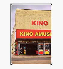 KINO - The Old Cinema Photographic Print