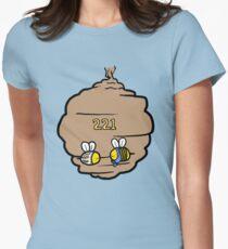 221 Bee Baker Street Women's Fitted T-Shirt
