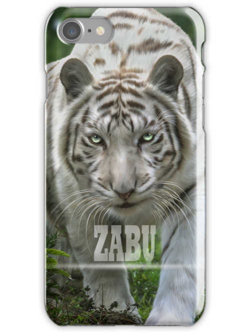 Zabu by Big Cat Rescue