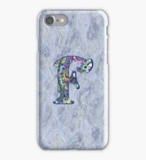 The Letter F iPhone Case/Skin
