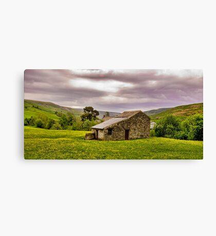 The Barn Canvas Print
