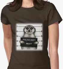 Meerkat Mugshot T-Shirt