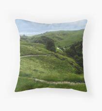 Epic Landscape Throw Pillow