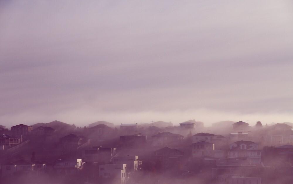 Foggy days by Jacob Plumridge