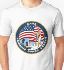 NASA's Kennedy Space Center Logo Unisex T-Shirt