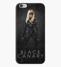 Black Canary   Laurel Lance   Arrow Season 3 iPhone Case