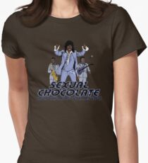 Sexual Chocolate Women's Fitted T-Shirt