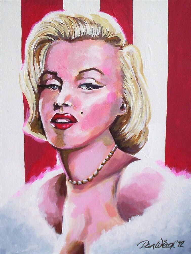 Marilyn by Dan Wilcox
