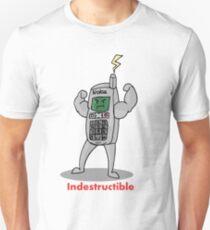 Indestructible Nokia Unisex T-Shirt