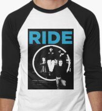 Ride - band T shirt (1992) Men's Baseball ¾ T-Shirt