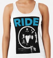 Ride - band T shirt (1992) Racerback Tank Top