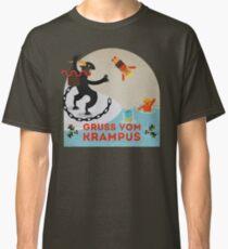 Gruss vom Krampus III Classic T-Shirt