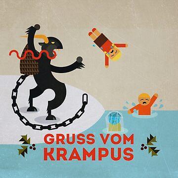 Gruss vom Krampus III by Tiki2