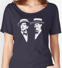 martin and lewis Women's Relaxed Fit T-Shirt