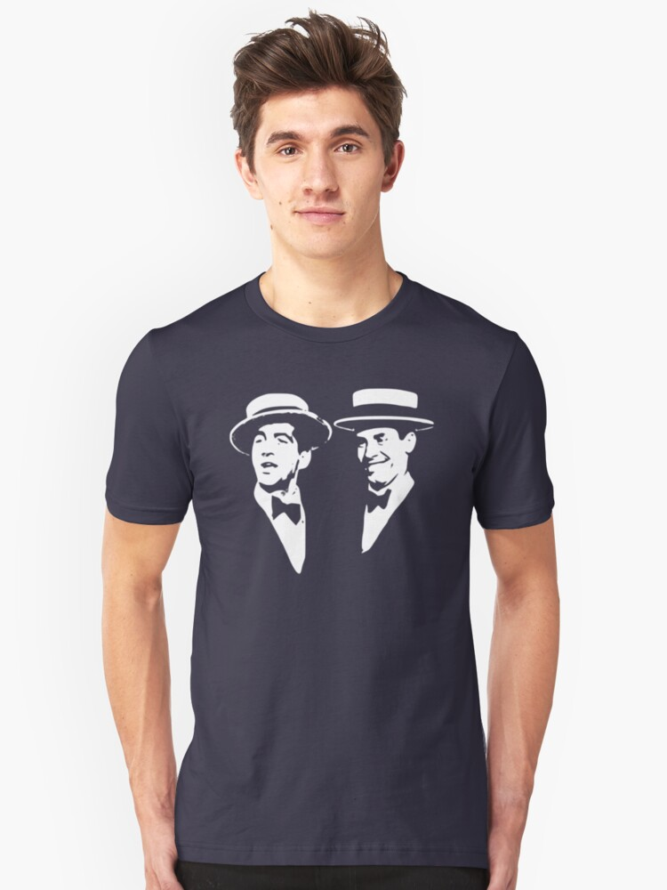 martin and lewis Unisex T-Shirt Front