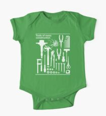 Tools of Mass Construction One Piece - Short Sleeve