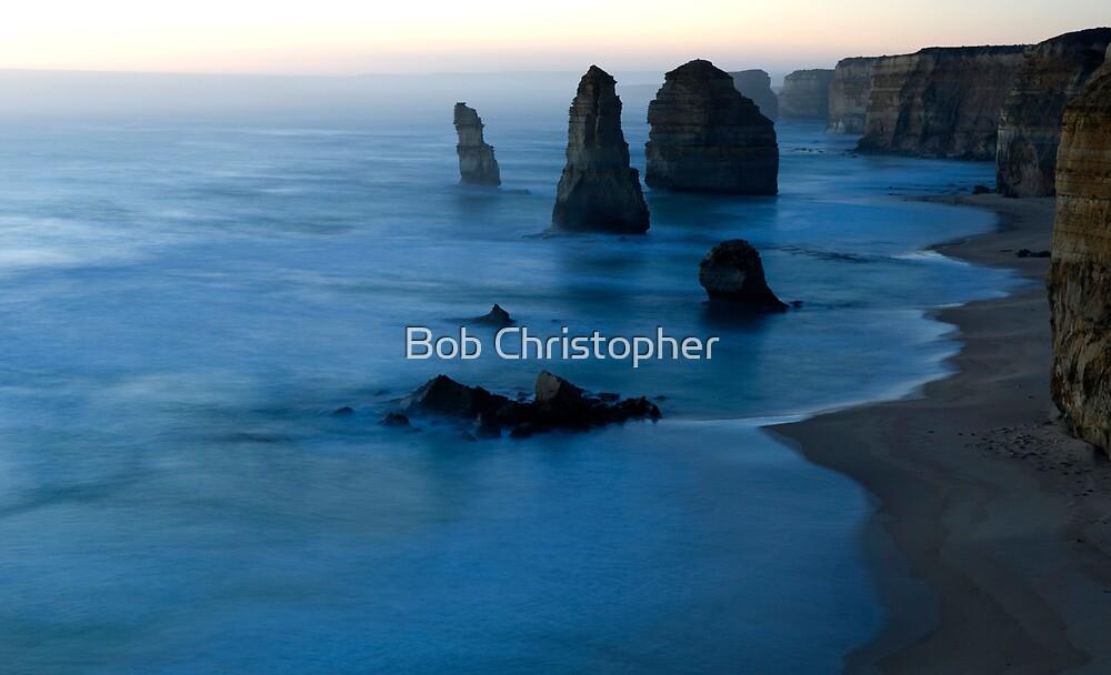 Splendor Of The Twelve Apostles by Bob Christopher