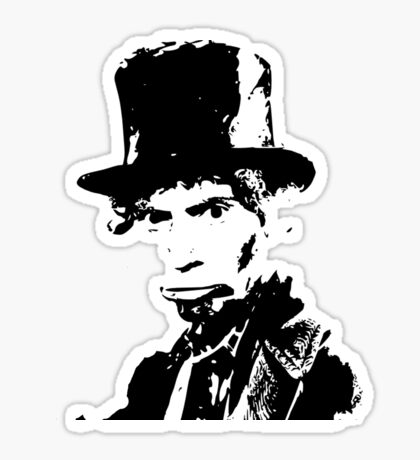 harpo t-shirt Sticker