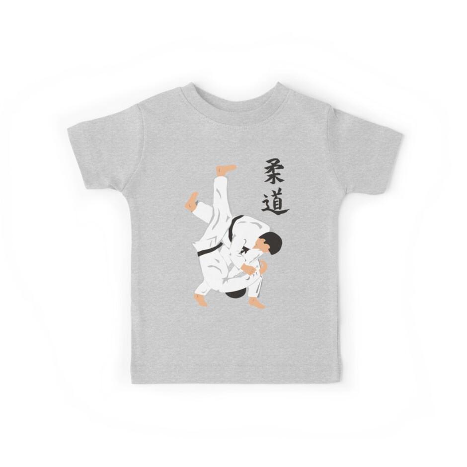Japanese Judo T-Shirt by AsianT-Shirts