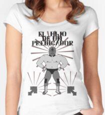 El Hijo III Women's Fitted Scoop T-Shirt