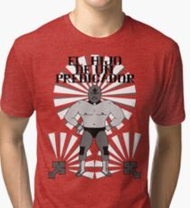 El Hijo III Tri-blend T-Shirt
