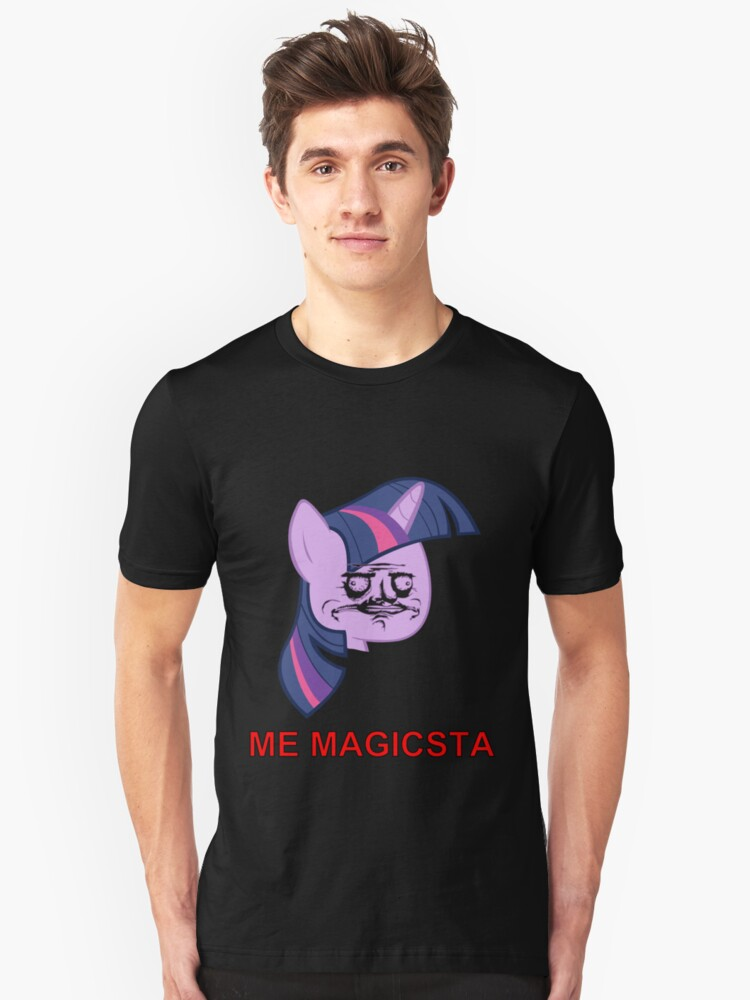 Twilight Sparkle ME GUSTA (Magicsta, Elements of Harmony) by BlackPenguin