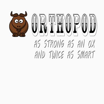 Orthopod T-Shirt by Espressomaker