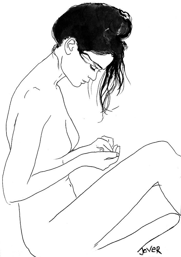 milk & honey by Loui  Jover