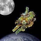 Hippie Astronaut by jems