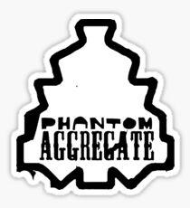 Phantom Aggregate 2010 Logo (core) Sticker