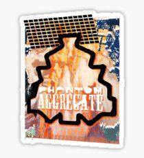 Phantom Aggregate: The Angel Matrix Sticker