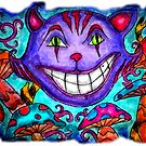 Cheshire Kitty by ogfx