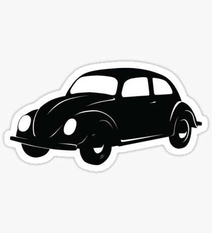 Da' Beetle Sticker