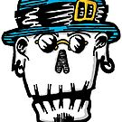 Gypsy Skull by gunezzue