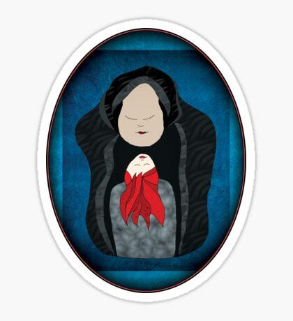 reaper rapture - sticker Sticker