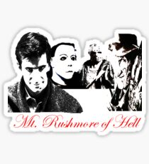 The Founding Fathers of Horror  Sticker