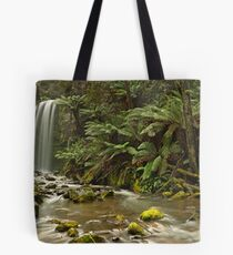 Hopetoun Falls Panorama II Tote Bag