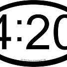 420 location sticker by SOIL